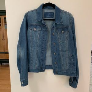 The Limited Denim Jacket